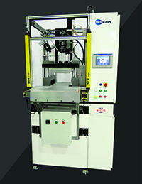 MICROLIM Liquid Injection Molding Machine from Wabash.