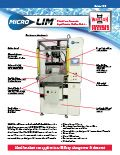 MICROLIM Liquid Injection Molding Machine literature.