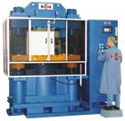 Compression molding presses for special applications.