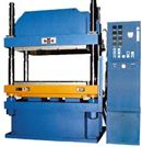 Large platen press for special applications.